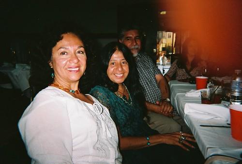 Naomi Quinonez, Lorna Dee Cervantes &T 8/12/06