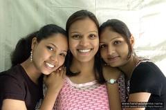 Priya, Nandita, Nivedita