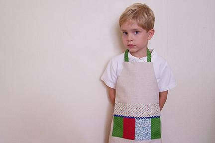 super (apron) model