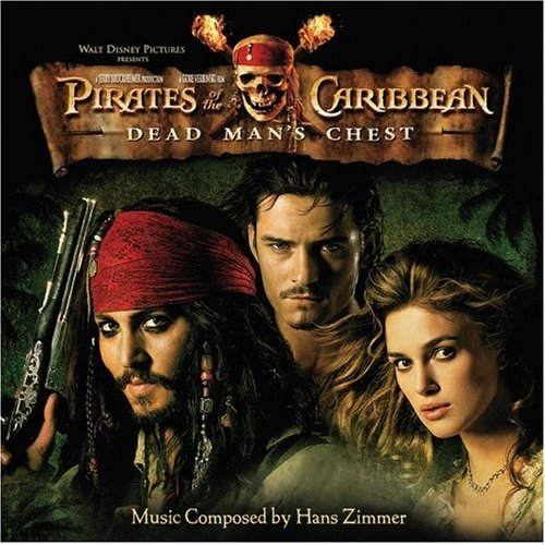PotC soundtrack cover