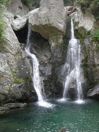 Bash-Bish Falls