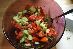 Dinner: aug 24 2006