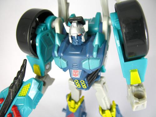 Cybertron Brakedown GTS