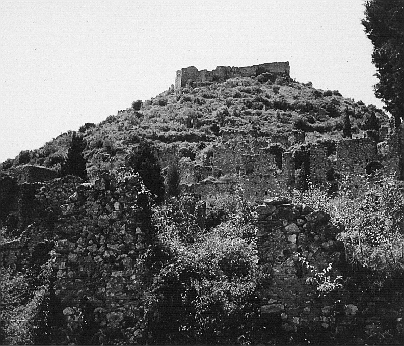 Castle of Mystra
