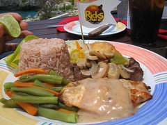 ricks cafe negril jamaica cliff diving dinning restaurant bar club