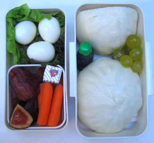 Steamed pork bun lunch #2 お弁当