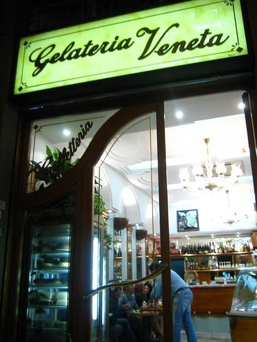 Gelateria Veneta Exterior