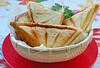 ashwini's chese sandwich