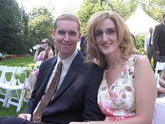 Us at Wedding
