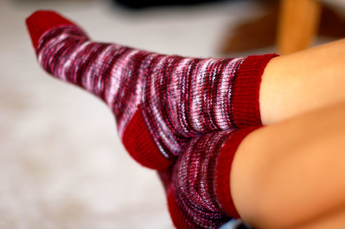 Chimney Socks 6