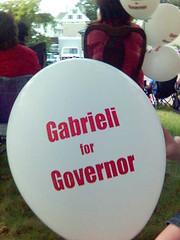 Gabrieli for Polluter!