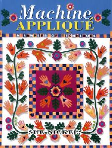 Machine Applique - Sue Nickels