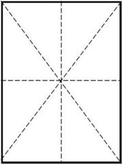 Quilt Basting Diagram
