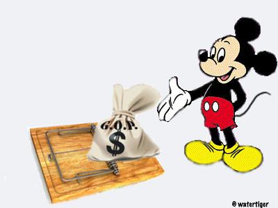 Mickey's Dilemma
