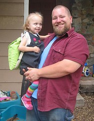 first day of pre-school-1