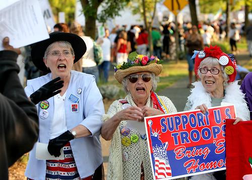 Ragin' Grannies
