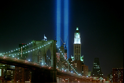 Tribute in Light, NYC