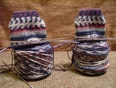 Wendy Yarn Toes