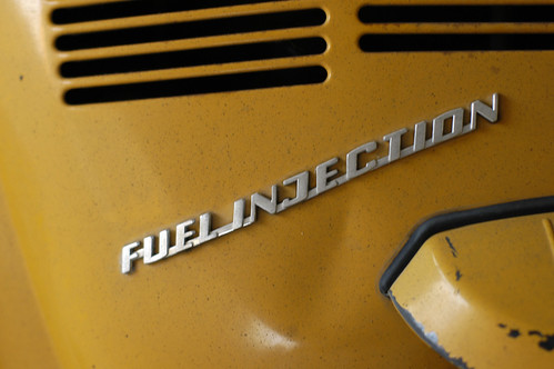 Fuel Injection.