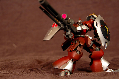 Gundam Ultimate Operation Plus Vol.5 -- MSN03 JAGD DOGA [Gunney Guss Customaized]