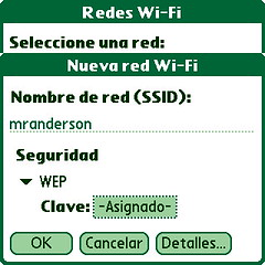 Sincroniza tu Palm por WiFi 13