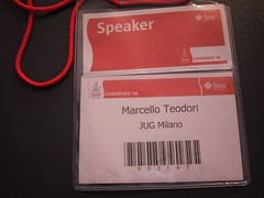 badge java conference