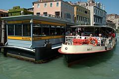 Vaporetto, Venice, Italy