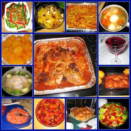 Rosh hashanah food tamgana for Jewish fish dish