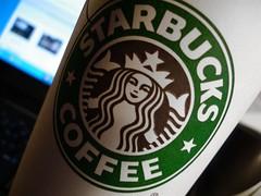 Starbucks cup