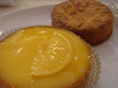 Tarte au Citron & Sable Breton