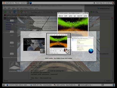 [00:00] <arnducky> kimguru87, just use the Gnome (desktop) applet