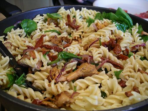 recept italiensk pastagratäng
