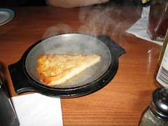 Saganaki, Up Close and Personal