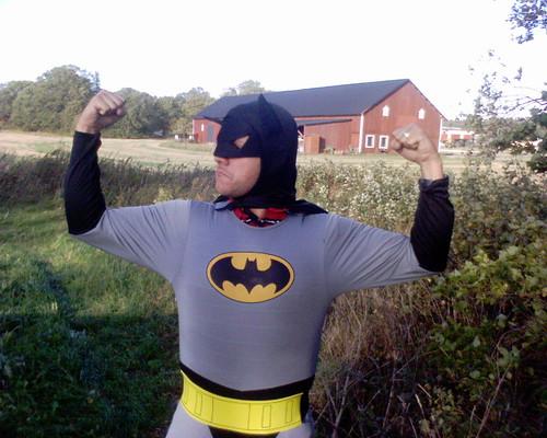 Nana nana... Batman!
