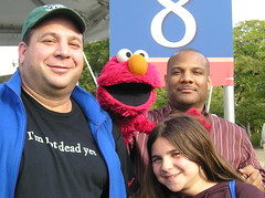 B, L, Elmo & K Clash