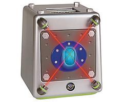 laser beam safe