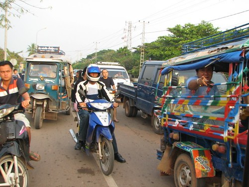 Transportation in Laos