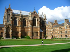 Keble College in Oxford