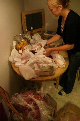 Kød, fedt og knogler