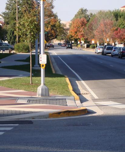 Bike Lane Design Screw Up