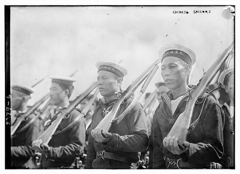 【摘】百年前的中国海军军舰外交(大清帝国) - Tony Wong - MapleRipples