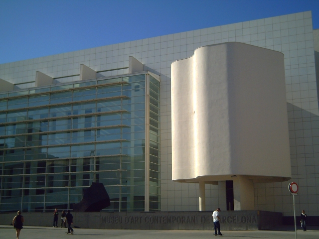 MACBA: Contemporary Art Museum of Barcelona