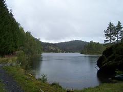 The lake at Vatnaset