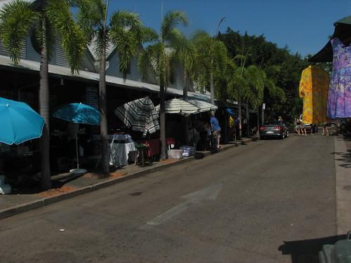 Tropical look,Parap Market