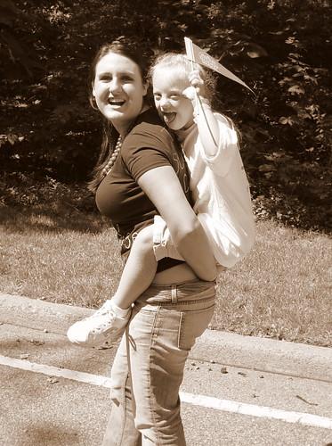 Katrina and Katie