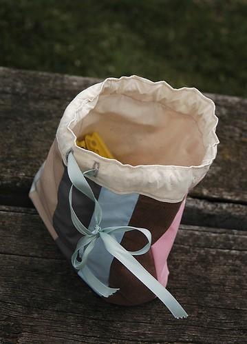 clothespeg bag