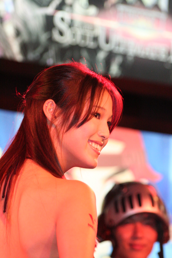 2006 台北電玩展 - Akemi