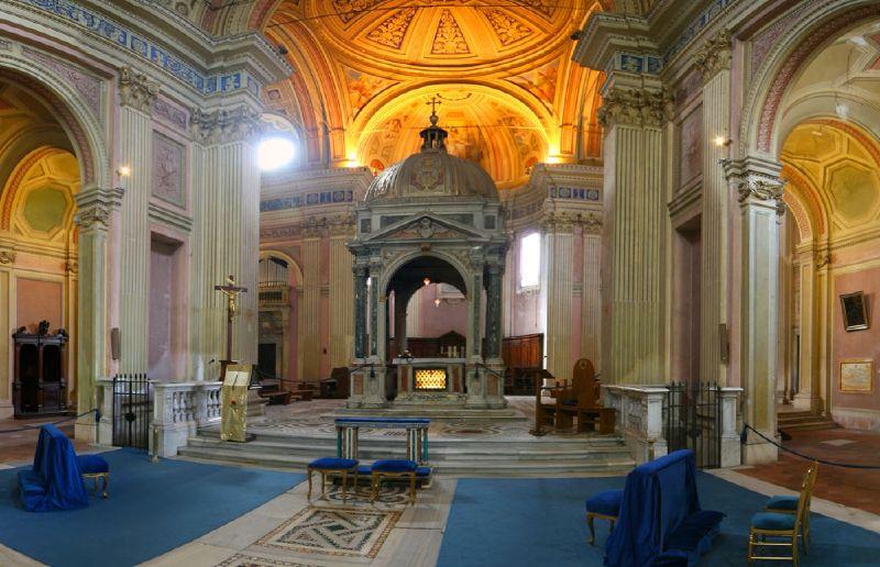 S Alessio in Rome