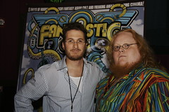 Darren Aronofsky & Harry Knowles