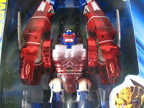 Beast Machines Primal Prime